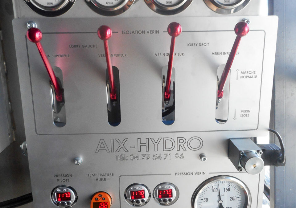 Centrale hydraulique thermique