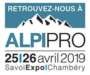 Aix-Hydro sera au Salon ALPIPRO, à Chambéry au printemps prochain.