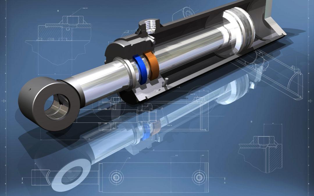 Conception, fabrication, réparation de vérins hydrauliques